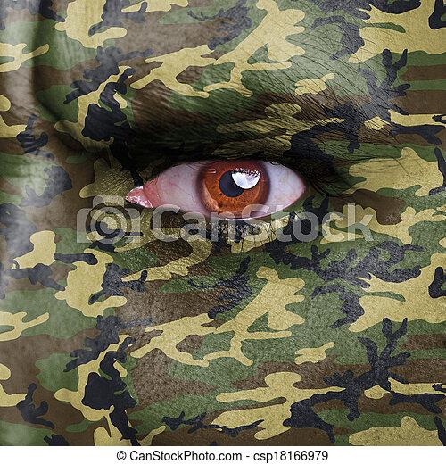 Soldier - csp18166979