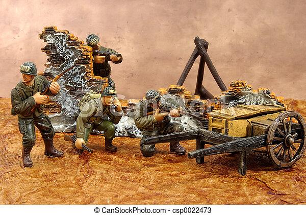 Soldiers 6 - csp0022473
