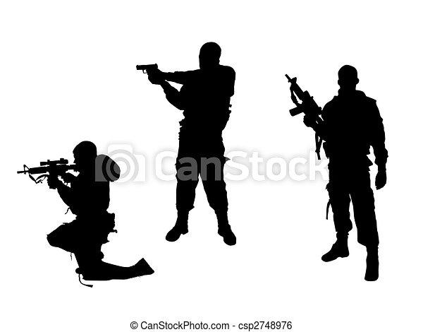 soldiers - csp2748976