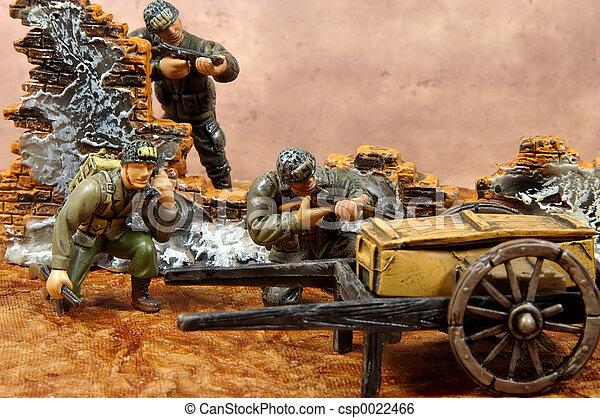 Soldiers - csp0022466