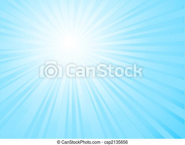 soleggiato, cielo - csp2135656