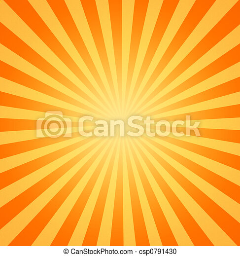 soleil, chaud - csp0791430