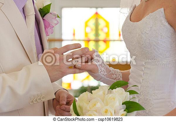 solenne, cerimonia, momento - csp10619823
