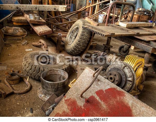 Solid waste - csp3961417
