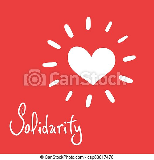 solidarity flat draw - csp83617476