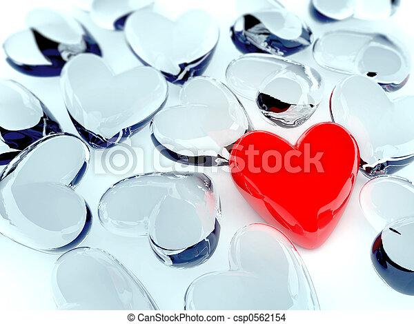 solo, cuore - csp0562154