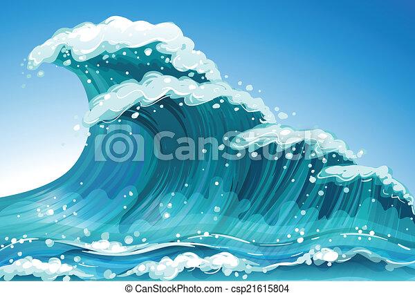 solo, onda - csp21615804