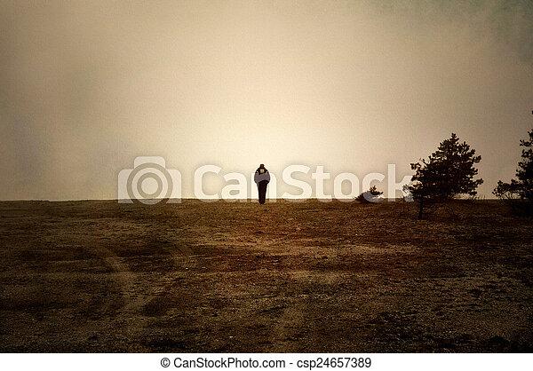 solo, ormeggiare - csp24657389