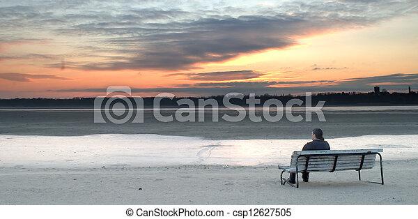 solo, spiaggia - csp12627505