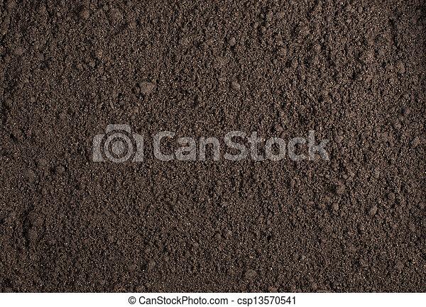 solo, textura, fundo - csp13570541