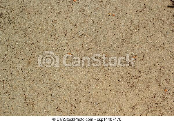 solo, textura, fundo - csp14487470