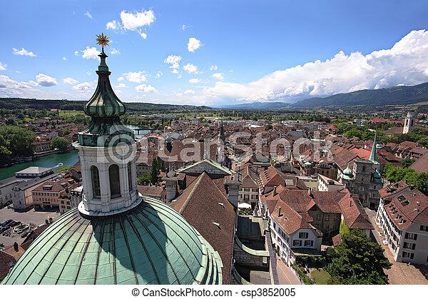 Solothurn Switzerland - csp3852005