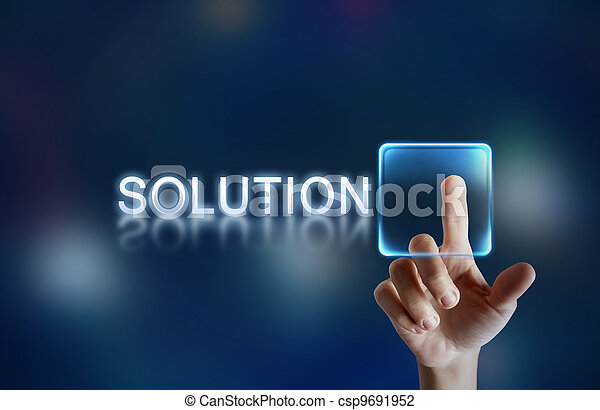Solution button - csp9691952
