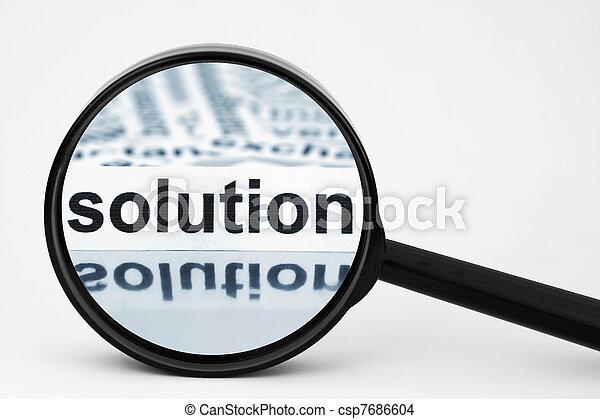 Solution  - csp7686604