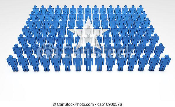 Somalia Parade - csp10900576