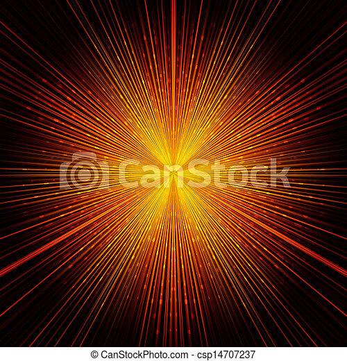 sombre, résumé, spectre, fond - csp14707237