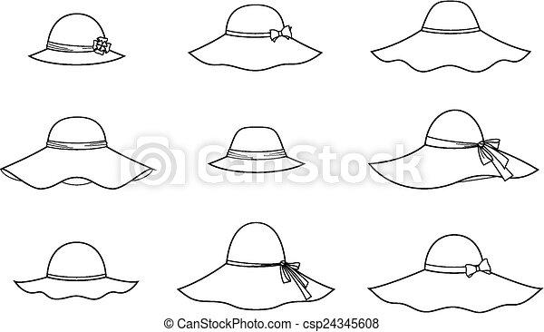 sombrero - csp24345608