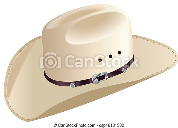 Sombrero Stetson - csp16181582