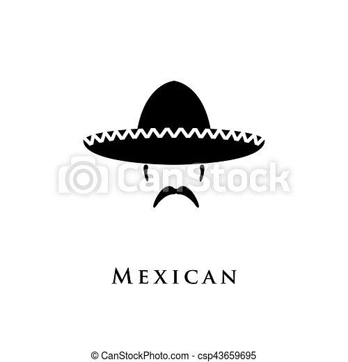 Sombrero mexicano e4eb6937454