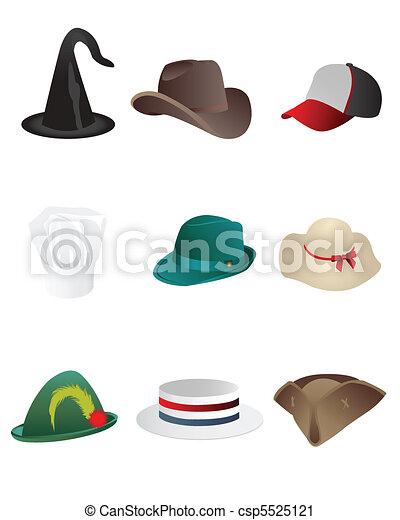 Sombreros - csp5525121