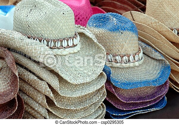 Sombreros en venta - csp0295305