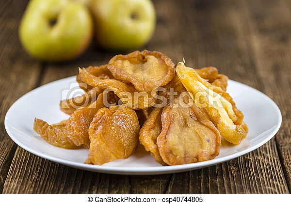 Some dried Pears (selective focus) - csp40744805