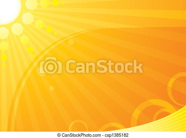 Sommerzeit - csp1385182