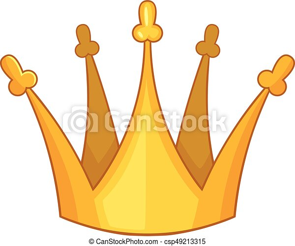 son of king crown icon cartoon style son of king crown vector rh canstockphoto com king crown vector pictures king crown vector free