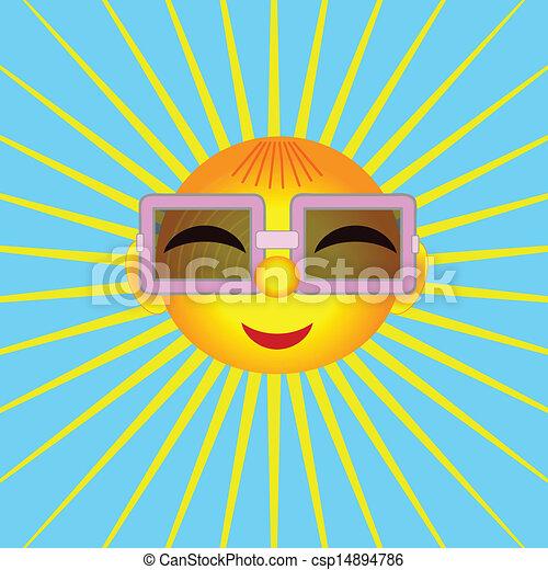 Sonne - csp14894786