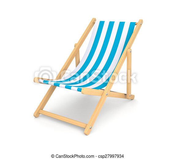 Sonnenstuhl clipart  Sonne, stuhl. Sonne, symbolisiert, sandstrand, chair., urlaub.