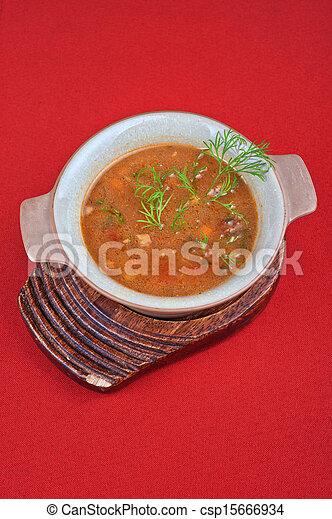 Sopa de repollo - csp15666934