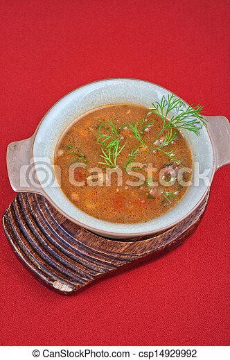 Sopa de repollo - csp14929992