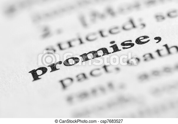 sorozat, -, ígér, szótár - csp7683527