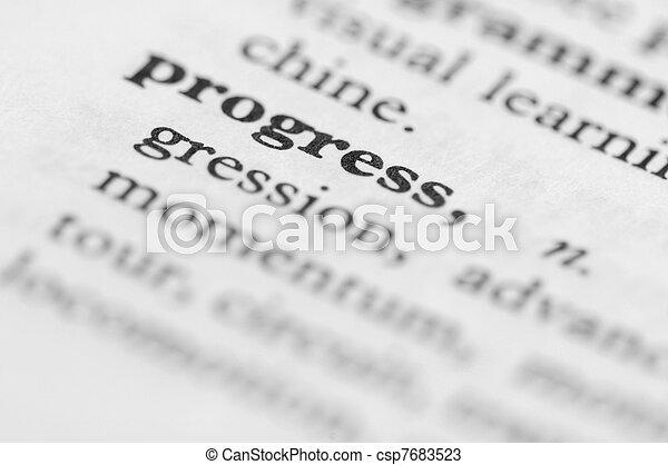 sorozat, -, szótár, előrehalad - csp7683523