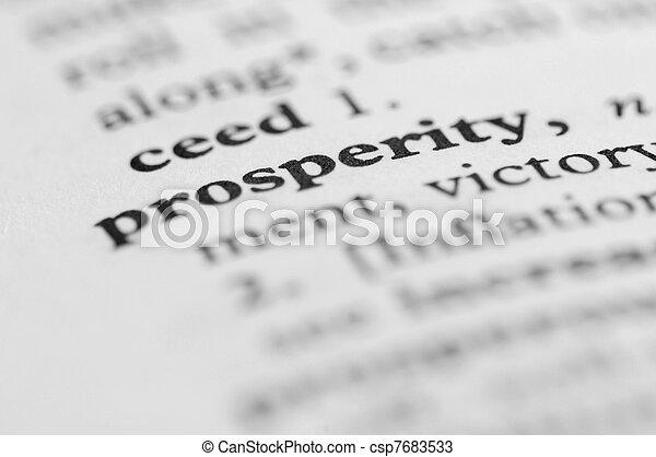 sorozat, -, szótár, konjunktúra - csp7683533