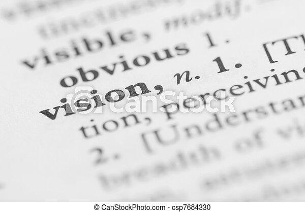 sorozat, -, szótár, látomás - csp7684330