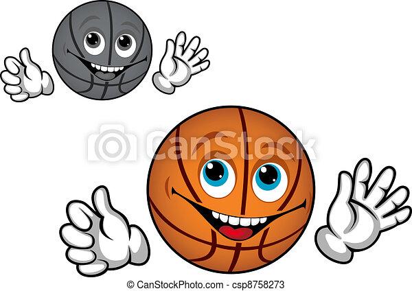 sorrindo bola basquetebol estilo basquetebol esportes bola
