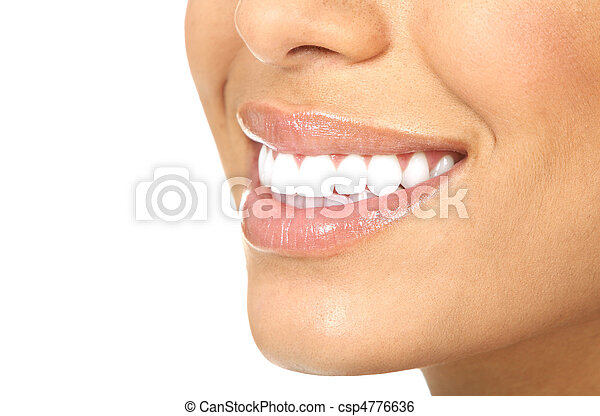 sorrizo, mulher - csp4776636