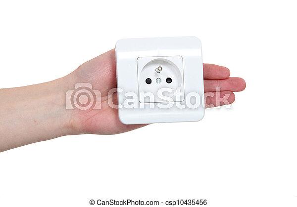 sortie électrique - csp10435456