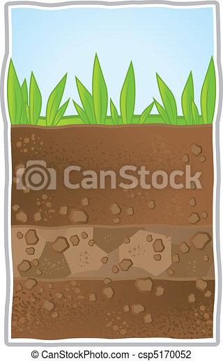 sotterraneo, illustrazione - csp5170052