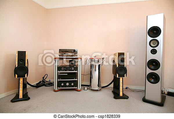 sound system 2 - csp1828339