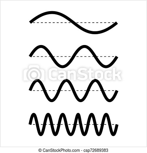 Sound Wave Icon Audio Wave Icon Vector Art Illustration Canstock Choose from over a million free vectors, clipart graphics, vector art images, design templates, and illustrations created by artists worldwide! https www canstockphoto com sound wave icon audio wave icon 72689383 html