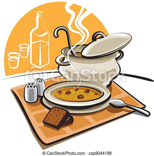 soup - csp9044198