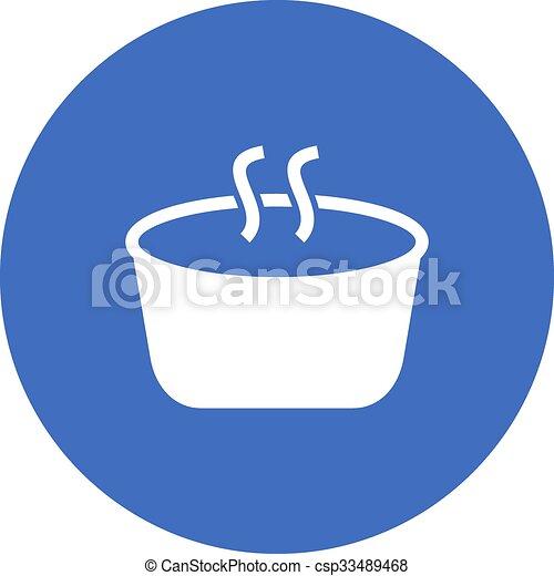 Soup Pot - csp33489468