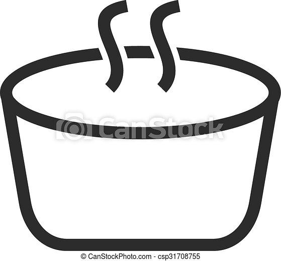Soup Pot - csp31708755