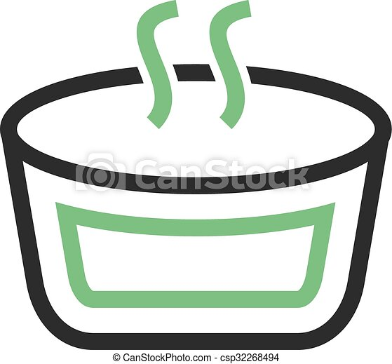 Soup Pot - csp32268494