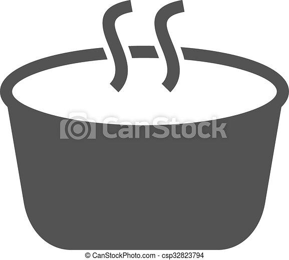 Soup Pot - csp32823794