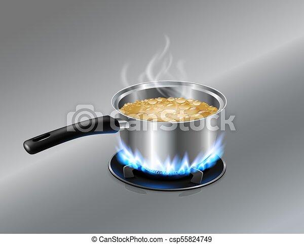 Soup Pot - csp55824749