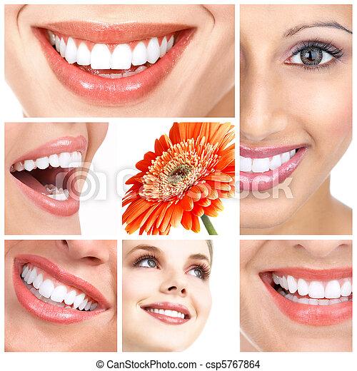 sourire - csp5767864