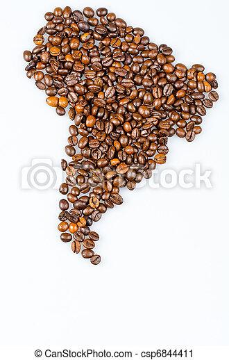 South America  - csp6844411